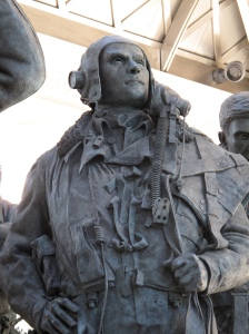 Bomber Command Memorial, Bronze