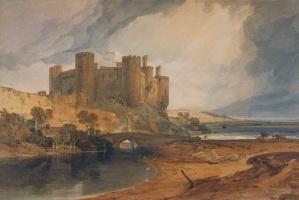 1801-02 Conway Castle