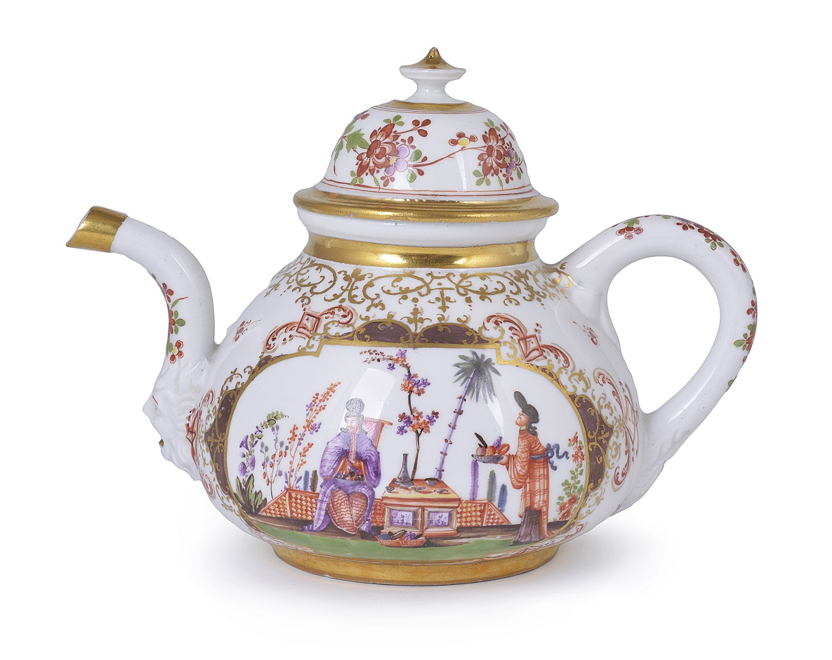 Displaying 20> Images For - Fancy Teapots Drawing...