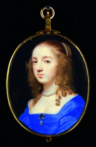 Samuel Cooper, Sarah Foote, later Mrs. John Lewis, 1647, 54mm (2 1/8 inches) high.  Private Collection.
