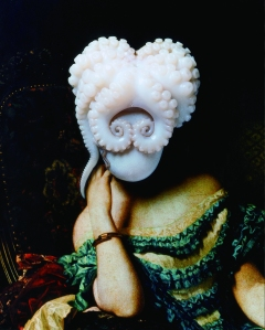 Yumiko Utsu, 'Octopus Portrait' (2009). C-type print.  Copyright the artist.