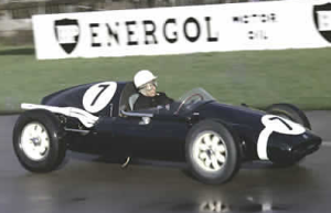 Cooper Climax. Goodwood 1959