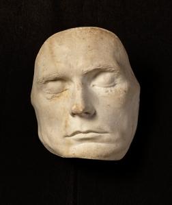 Death Mask of Egon Schiele 1918 Wien Museum, Vienna
