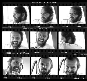 Jack Nicholson Contact@Harry Benson