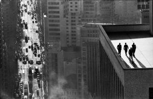 René Burri Sao Paulo, Brazil,1960 © René Burri /Magnum Photos, courtesy of ATLAS Gallery London