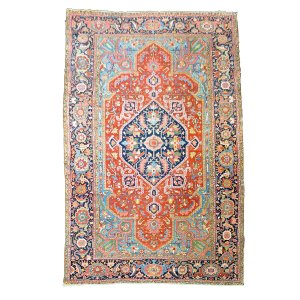 Gallery Nomad (Robert Aigin) Antique North West Persian Heriz, circa 1890. 566 x 350 / 18ft 7in x 10ft x 10in)