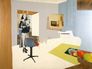 Richard Hamilton (1922-2011) Interior II 1964 Tate © The estate of Richard Hamilton
