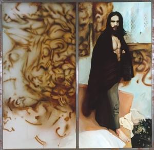 Richard Hamilton (1922-2011) The Citizen 1981-3 Tate © The estate of Richard Hamilton