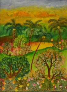 Coconut Palms Rudi Patterson