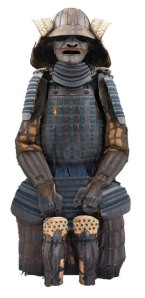 A Japanese armour (Tosei Gusoku), Edo period.  Estimate:  £1,500 - £2,000