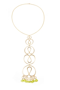 YONI NECKLACE GURMIT CAMPBELL