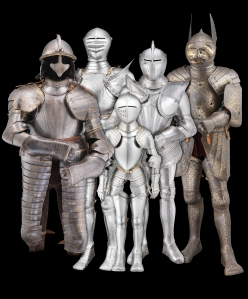 Group of European Armour from 16th – 19th centuries Estimates start at £5,000 to £30,000