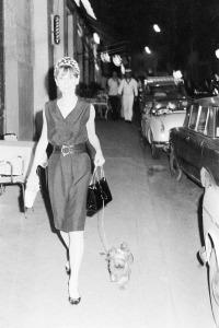Marcello Geppetti (1933-1998) Audrey Hepburn, Rome, 1961 MGMC & Solares Fondazione delle Arti