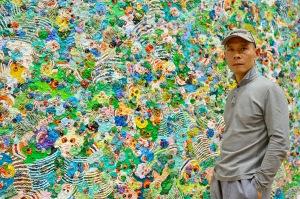 Zhang Huan  Courtesy Pace London