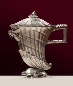 Silver Coffee Pot © factumArte