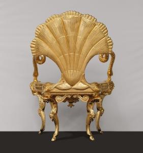 Chair Factum - Back © factumArte