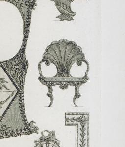 Chair Factum - Engraving © Diverse Maniere
