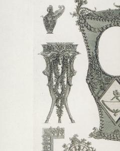 Helix Tripod - Engraving © Diverse Maniere
