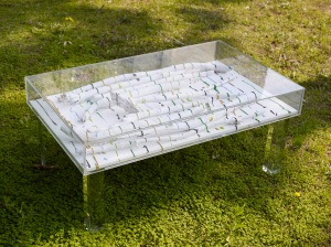 LHB designed table