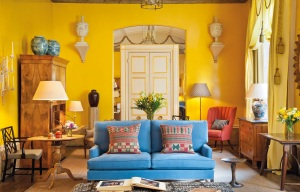 The Yellow Room, SIBYL COLEFAX & JOHN FOWLER, 39 BROOK STREET, MAYFAIR