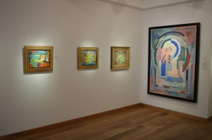 Waterhouse & Dodd Gallery view -  L'Abstraction exhibition