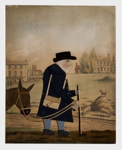 George Smart Old Bright the Postman  © Image courtesy of Tunbridge Wells Museum and Art Gallery