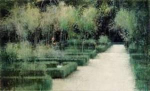 Carlos Morago, 'Parque I'