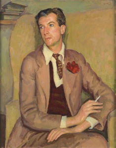 Portrait of Cecil Beaton by Henry Lamb, 1935 © Private Collection