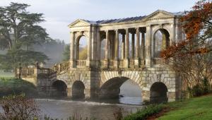 Palladian Bridge at Wilton House ©Wilton House Trust