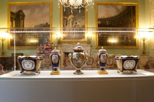 Sevres Exhibition 2014, Music Room  (© Jonathan Turner and Harewood House Trust )