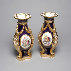 Pair of vases  © Harewood House Trust