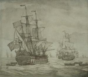 Willem the Elder, 'penschilderij', April 2014