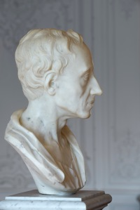 Louis-François Roubiliac, Bust of Alexander Pope, 1741 , Shipley Art Gallery, Gateshead. Photo: © Richard Bryant/arcaidimages.com