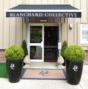 Exterior Blanchard
