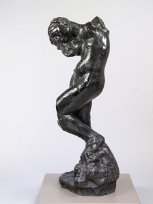 Inner Voice,  Auguste Rodin, 1896-7,  copyright Victoria and Albert Museum, London