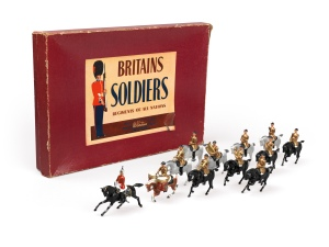 Toy soldiers belonging to Prince Edward, c.1960 Royal Collection Trust / (C) Her Majesty Queen Elizabeth II 2014.