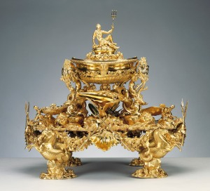The Neptune Centrepiece, 1741-2 Royal Collection Trust / copyright Her Majesty Queen Elizabeth II 2014.