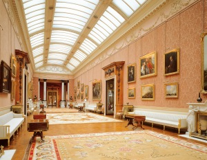 Picture Gallery at Buckingham Palace  Royal Collection Trust / © Her Majesty Queen Elizabeth II 2014  Peter Smith