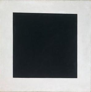 Kazimir Malevich (1878 - 1935) Black Square 1929 © State Tretyakov Gallery, Moscow