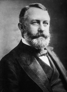 Henry Clay Frick, one of the greatest American millionaire collectors of the Gilded Age