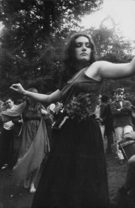 Dennis Hopper Untitled (Hippie Girl Dancing), 1967 Photograph, 34.29 x 23.37 cm The Hopper Art Trust © Dennis Hopper, courtesy The Hopper Art Trust. www.dennishopper.com