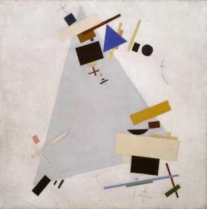 Kazimir Malevich (1878 - 1935) Dynamic Suprematism, 1915 or 1916 © Tate