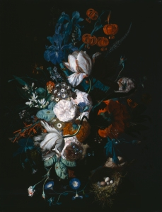 Jan van Huysum Vase with Flowers c.1715