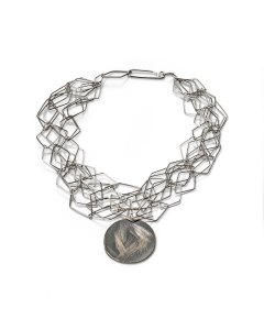 Heather McDermott – Short Fankle Necklace (Week Two, Stand 1)