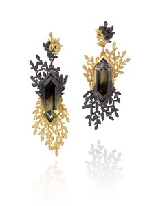 Beth Gilmour – Dichroma Earrings (Week One, Stand 72)
