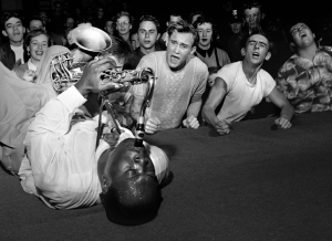 BIG JAY MCNEELY, 1951 WILLOUGHBY, BOB (1927-2009) © Bob Willoughby/Beetles+Huxley
