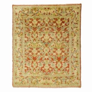 Cuenca rug, Spain, circa. 1920, 2.46 x 2.02 metre, from Gallery Yacou