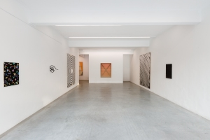 Installation View All That Matters Is What's Left Behind  Courtesy the artists and Ronchini Gallery