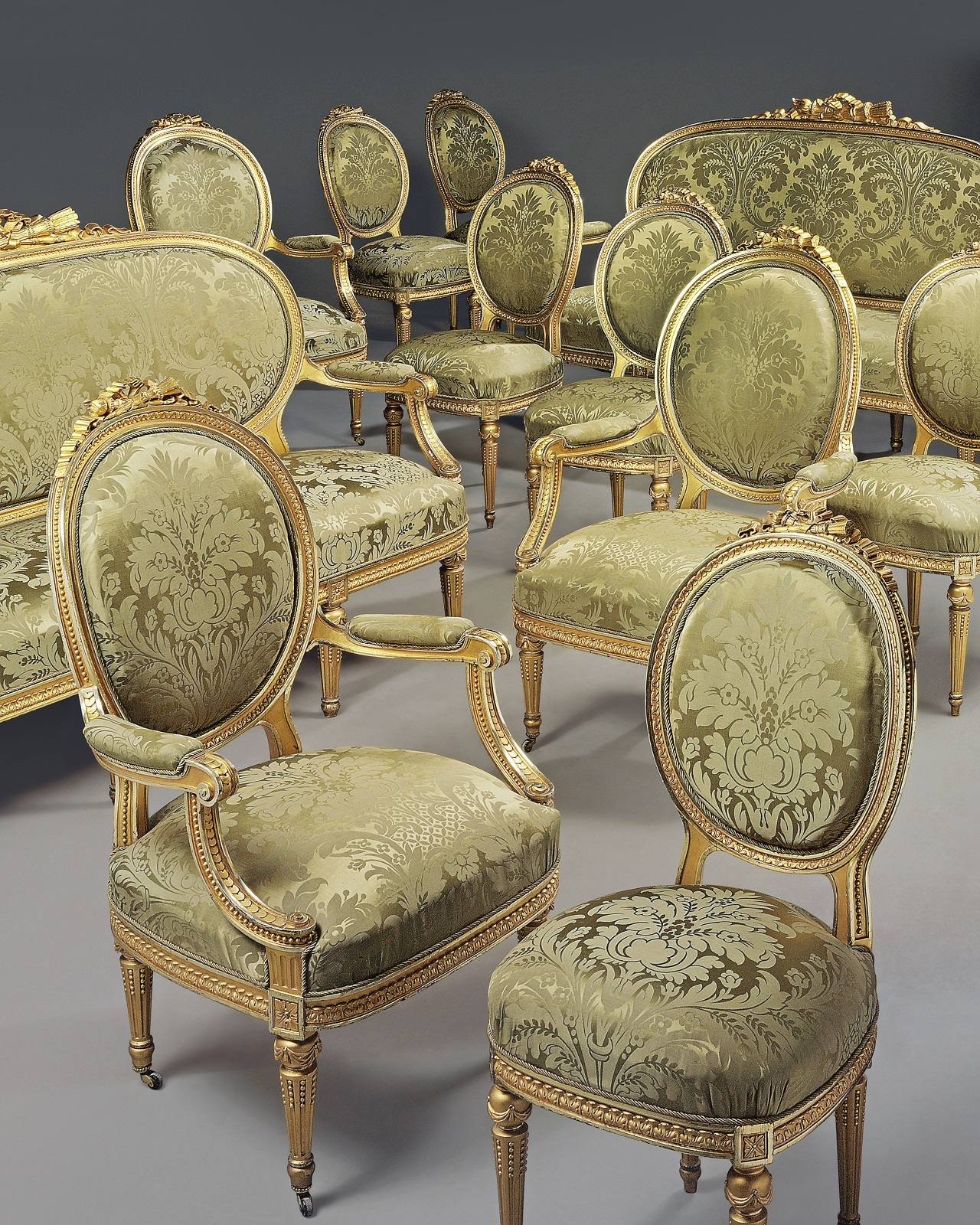 Danish Royal Furniture Comes To Auction In London
