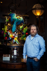 Birdcage & Jaap Sinke of Fine Taxidermy